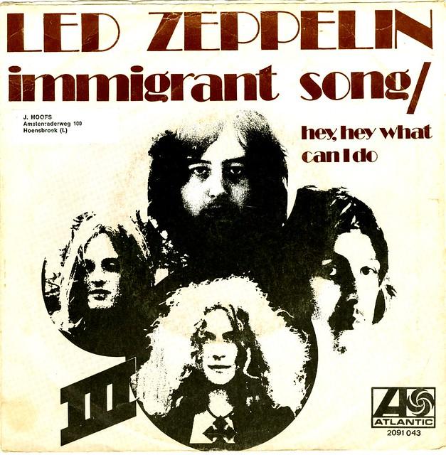 Black Dog Song By Led Zeppelin