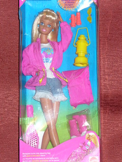 Camp Barbie 1993