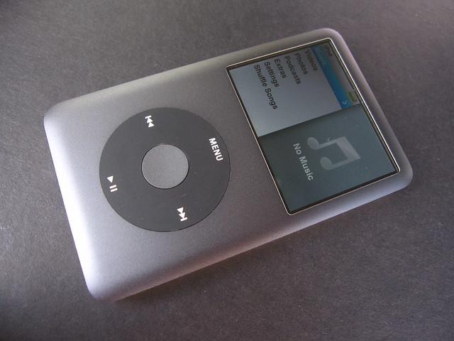 iPod classic 160GB (2009 Second-Generation) | Flickr ...