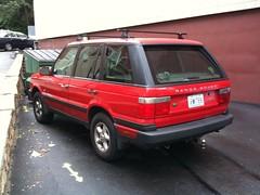automobile, automotive exterior, range rover, sport utility vehicle, first generation range rover, vehicle, compact sport utility vehicle, bumper, land vehicle,