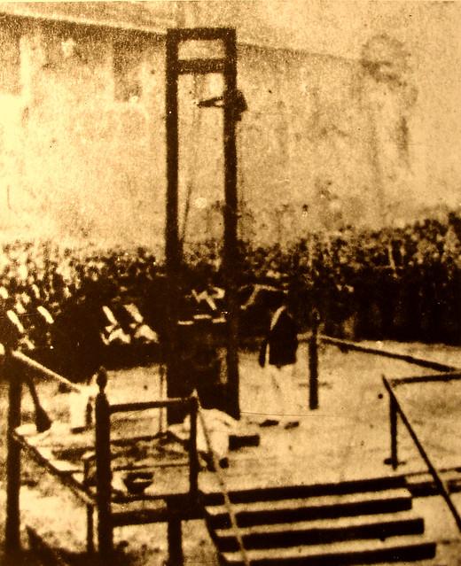 1868 2008  Monti e Tognetti, esecuzione