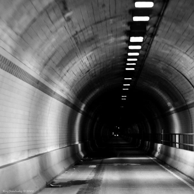 Dim light at the end of the tunnels