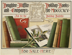 Houghton Mifflin and Company's Holiday Books for MDCCCXCV