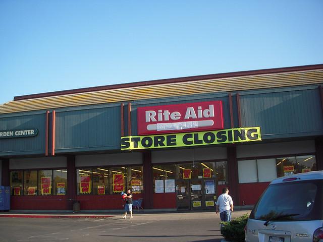 Closing Rite Aid Flickr Photo Sharing