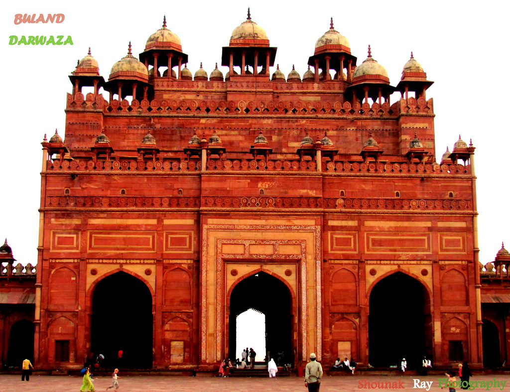 Buland Darwaza Quot Gate Of Magnificence Quot View In