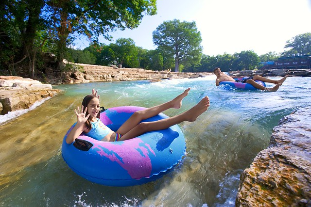 San Antonio Tubing On The San Marcos River Flickr