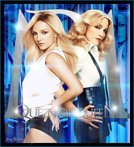 Britney Spears & Madonna - Queen of Queen