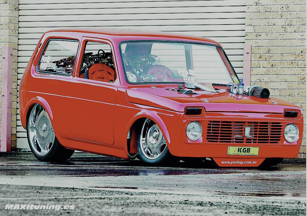 Lada Laika Tuning - Fotos de coches - Zcoches