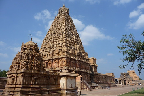 Big Temple - Thanjavur - Tamil Nadu - India