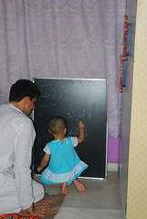 Marziya Learns Persian by firoze shakir photographerno1