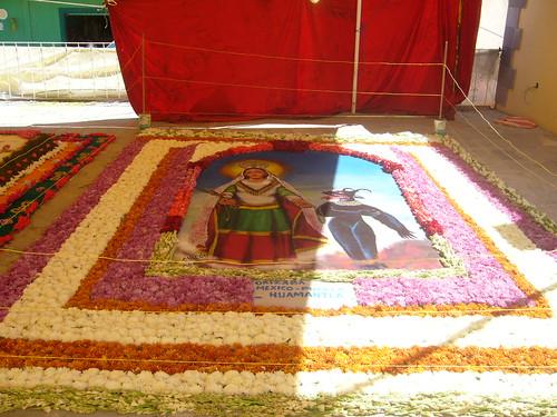 Altar  Santa María Tonantzintla - Puebla, México - Joya del Barroco Indígena y Barroco Churrigueresco