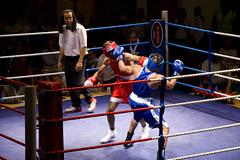 25 - July - 2009 -- Boxing Match