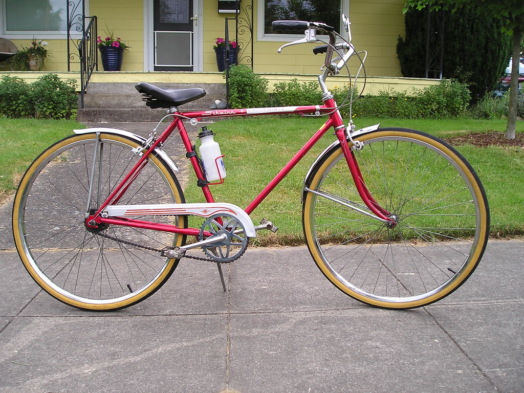 1980 Schwinn 3 Speed Collegiate
