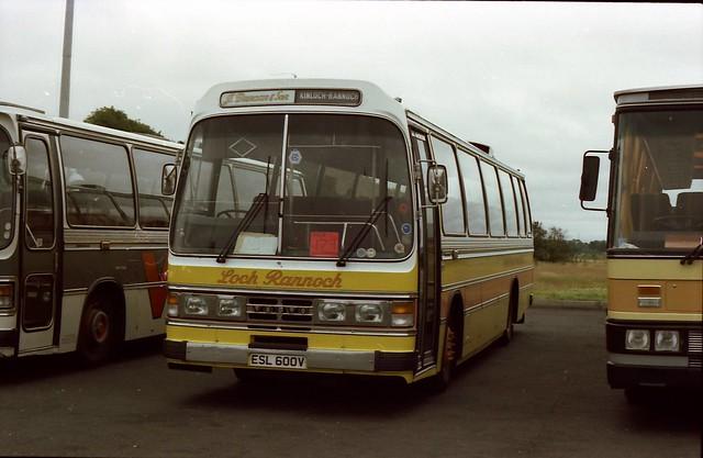 ESL600V Volvo B58 Duple Dominant