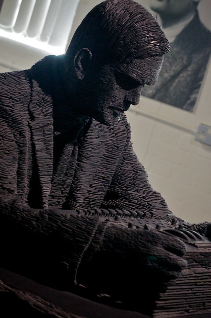 Header of Alan Turing