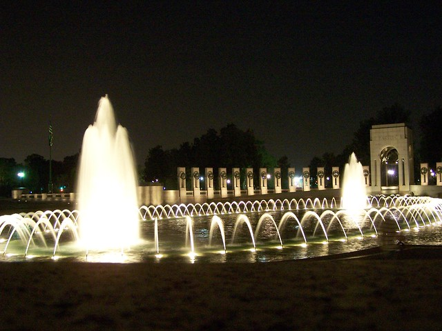 fountains