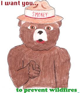 smokey wants you