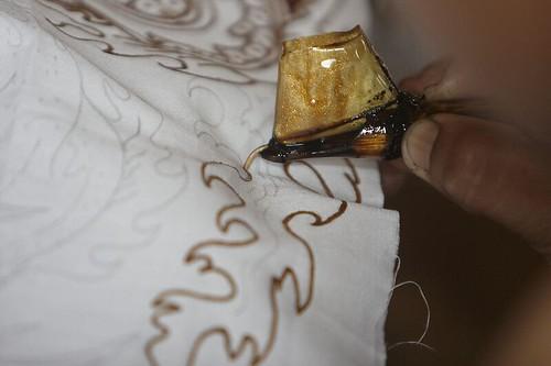 Batik sulle pareti per una magia esotica