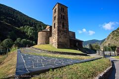 Sant Joan de Caselles, Canillo, Vall d'Orient, Andorra