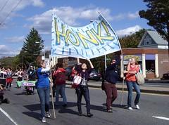 2009 Honk! Parade & Harvard Square Oktoberfest