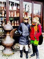 Sarajevo - Fear, Loathing and Halloween