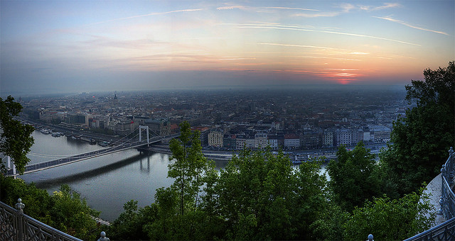 Budapest Morning