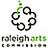 Raleigh Arts Commission's buddy icon