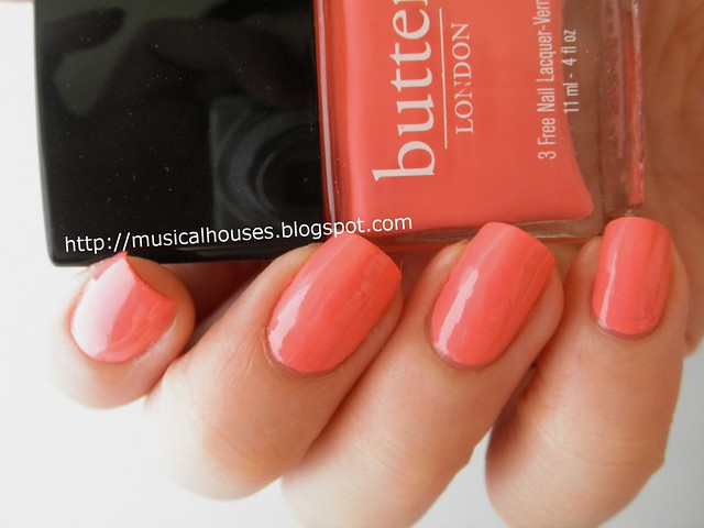 Butter London Trout Pout 1