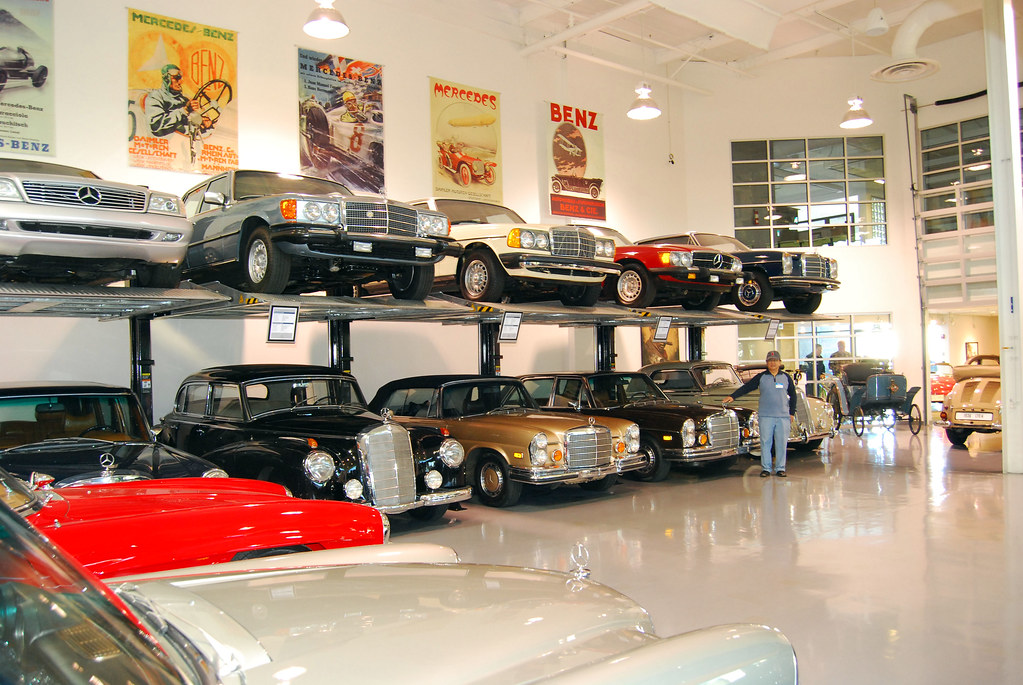 Mercedes benz forum mercedes classic center irvine ca for Mercedes benz classic center california