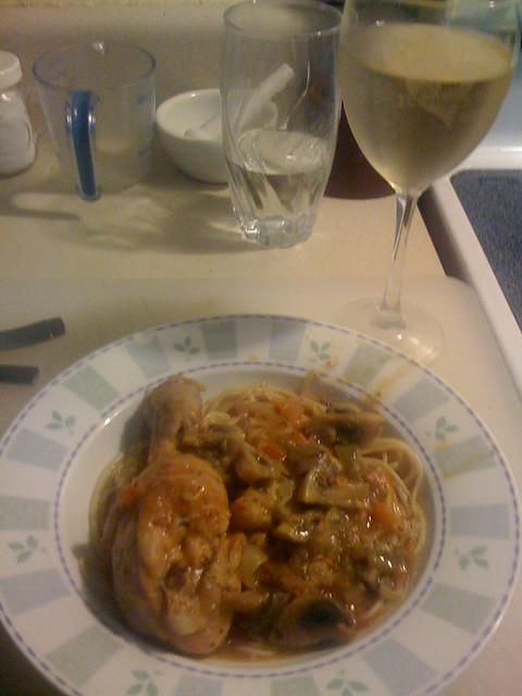 Light Chicken Cacciatore Bbc Good Food