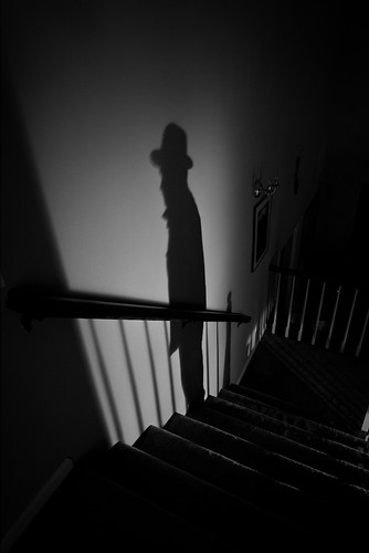 Yesterday, upon the stair (27 of 365)