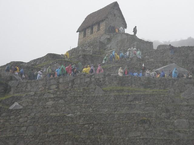 En que epoca conviene visitar Machu Picchu... con lluvia?