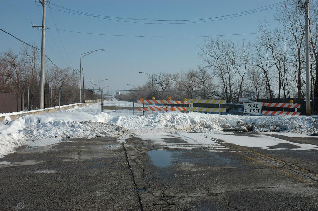 McCook Quarry, McCook, IL