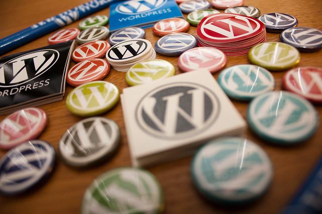 WordPress merchandise