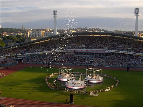 Gothia Cup Opening Ceremonies | Flickr - Photo Sharing!
