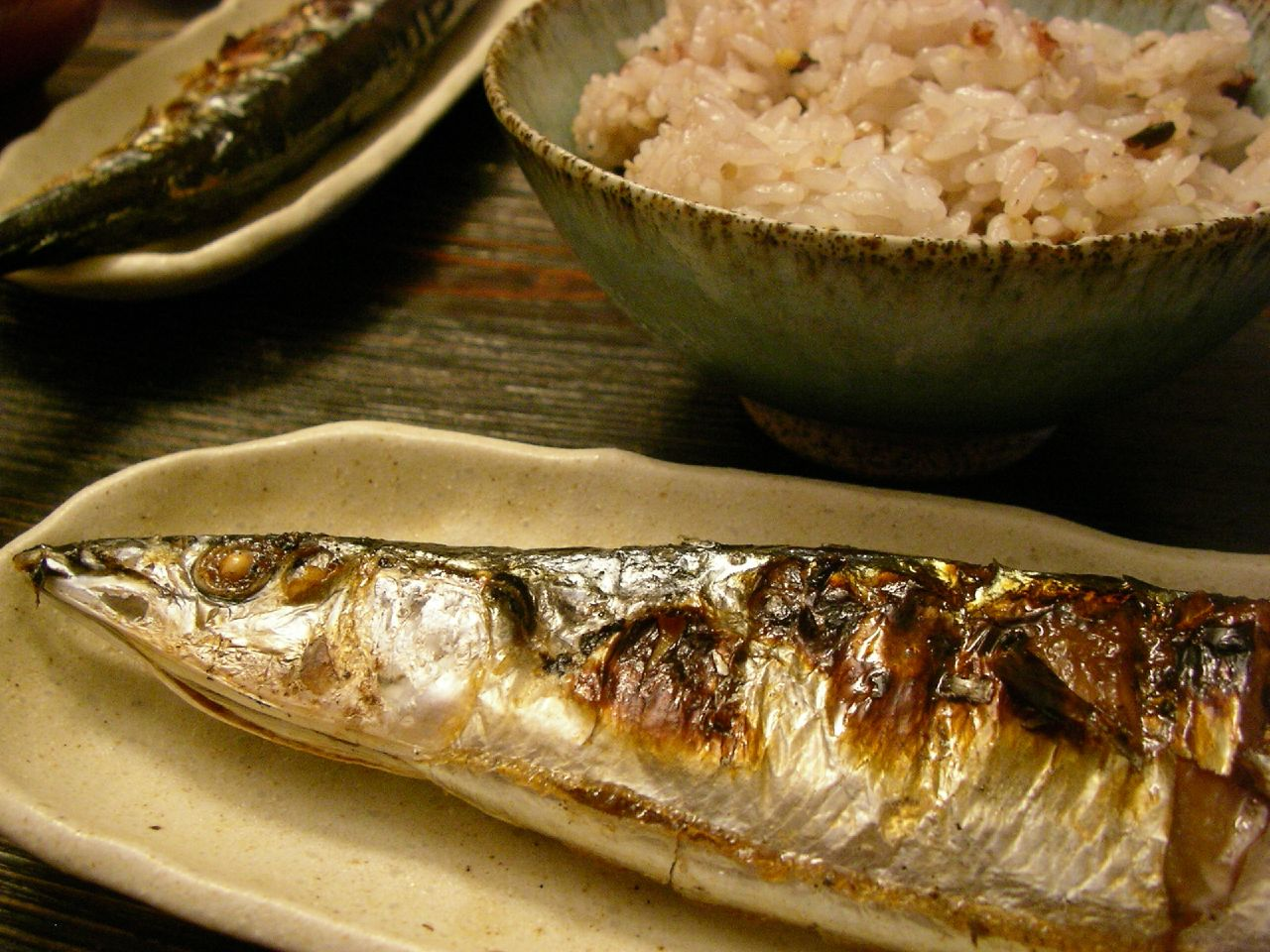 さんま Mackerel(Sanma)