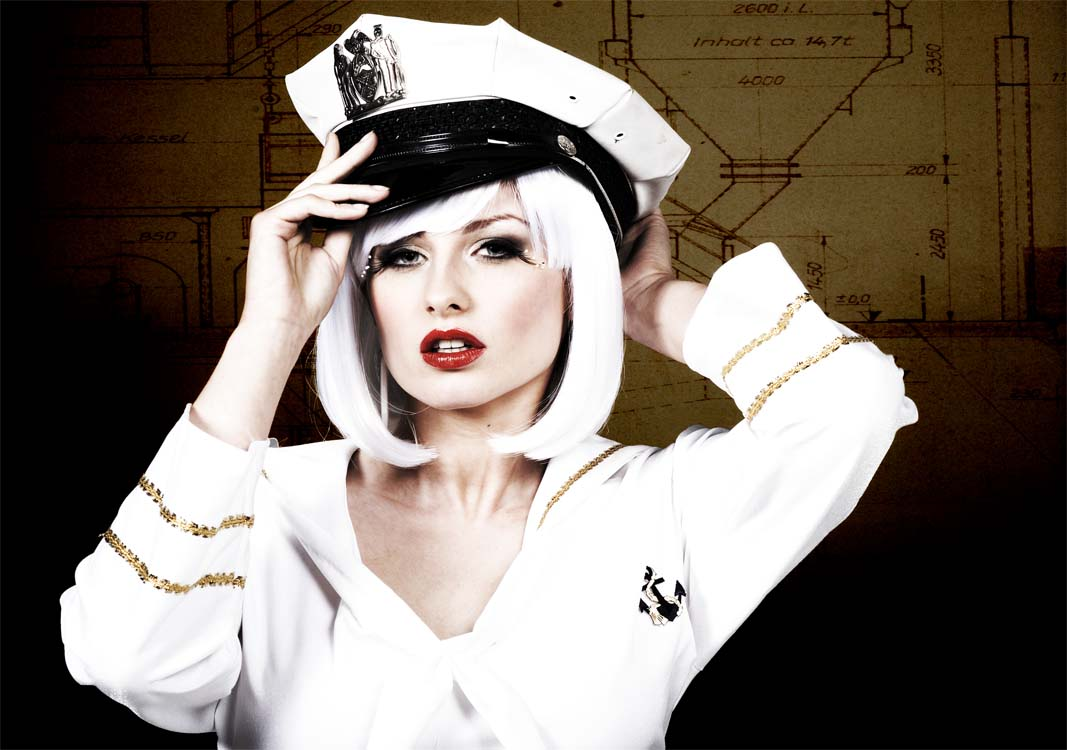 Blonde Sailor