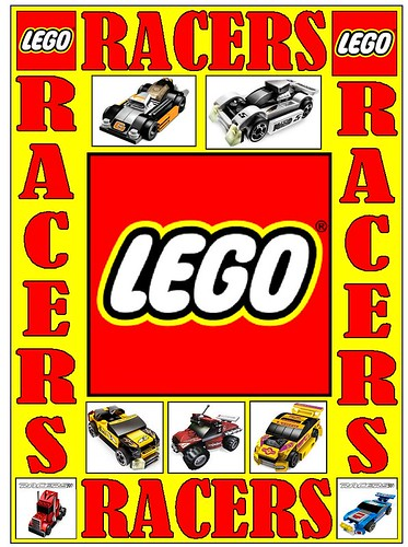 Racers Binder Cover