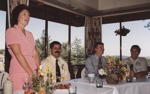 ORDER OF WEDDING SPEECHES