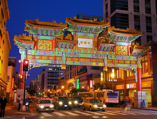 "A Re-Energized ""Friendship Arch"" in Chinatown - Washington, D.C."