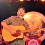 "National Guard Citizen-Soldier, singer and songwriter Darby Ledbetter performs his country music single ""I Won"