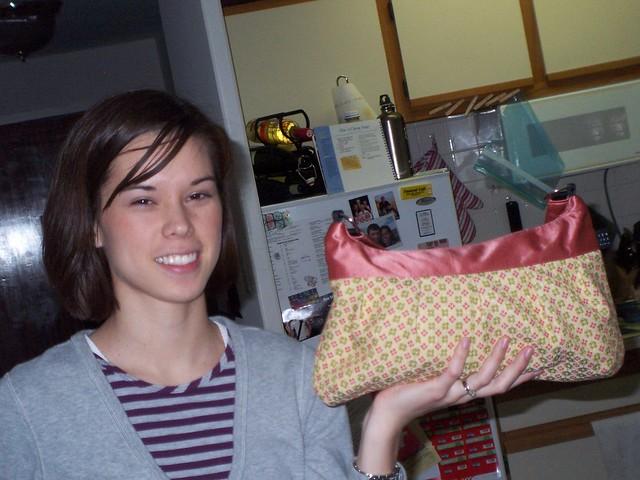 anna's new lill purse