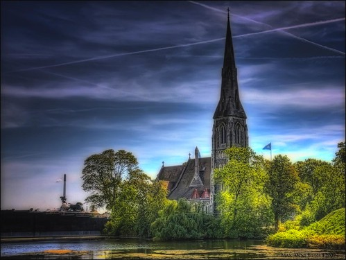 The English Church, Copenhagen