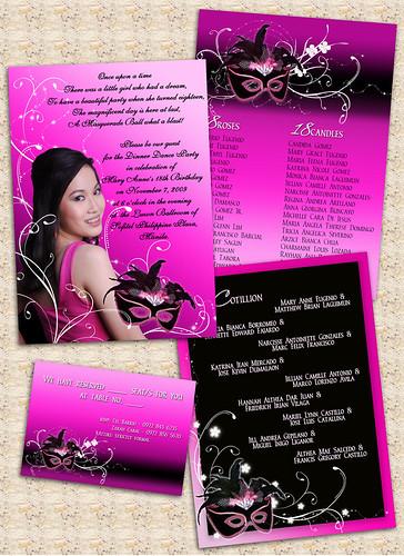 Birthday Invitation » 18th Birthday Invitations Templates ...