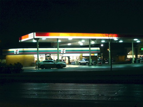 Esso_7-11_ReginaSK2_night