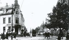 Grand Hotel i Olav Tryggvasons gate (ca. 1905)