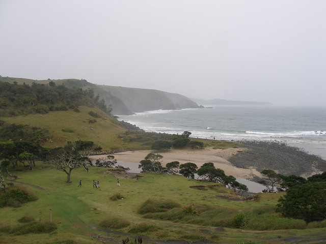 Outside Coffee Bay, Transkei