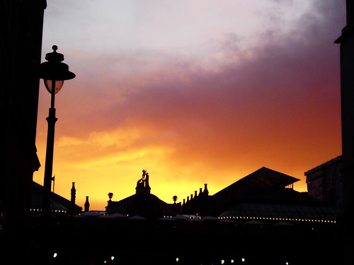 Covent Garden Sunset