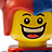 the Lego Jester group icon