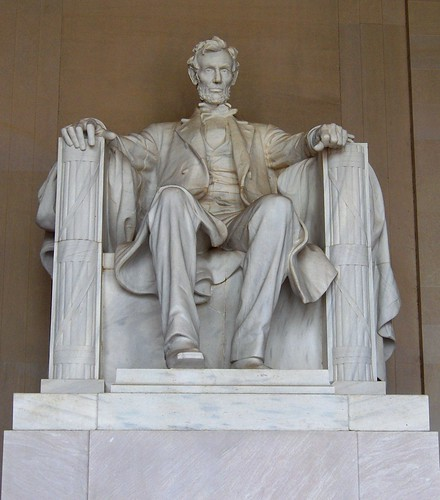 Lincoln Memorial; Washington DC